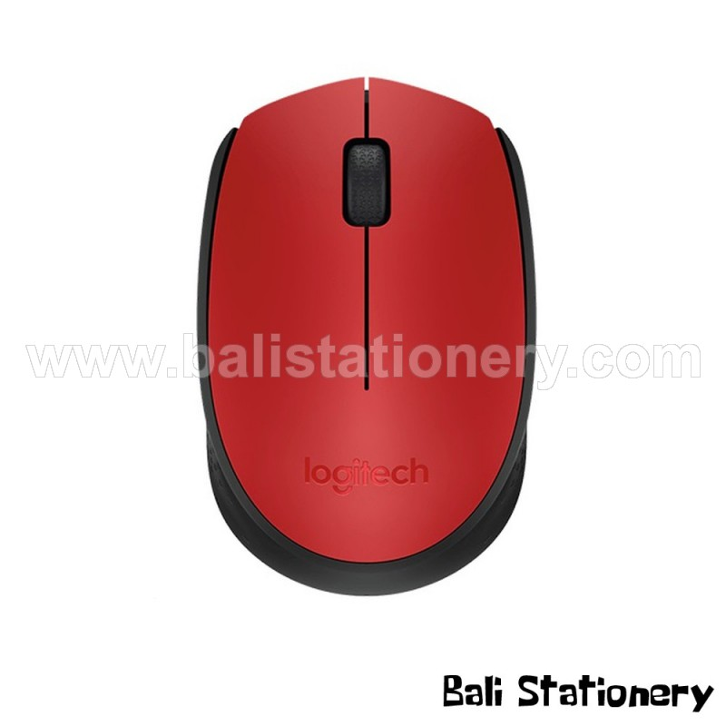 Mouse Logitech M171-Red